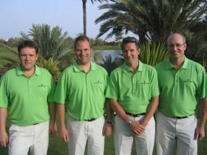 2006 i Agadir, Marokko, Jes, Henrik, Henrik og Vicente