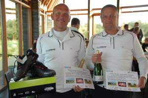 Jon og Lars fra Royal Golf vandt World Golfers Invitational i 2015 og fik en uforglemmelig oplevelse i Verdensfinalen i Tyrkiet